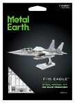 Metal Earth Myśliwiec F-15 Eagle F15