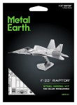 Metal Earth Myśliwiec F-22 Raptor F22