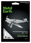 Metal Earth Myśliwiec Messerschmitt Bf   109
