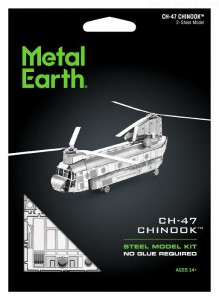 Metal Earth Helikopter CH-47 Chinook