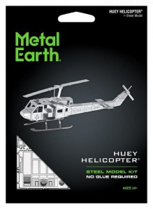 Metal Earth Helikopter Huey UH-1