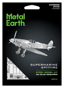 Metal Earth Myśliwiec Supermarine Spitfire