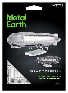 Metal Earth Sterowiec Graf Zeppelin