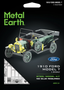 Metal Earth Ford 1910