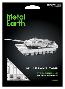 Metal Earth Czołg Abrams M1