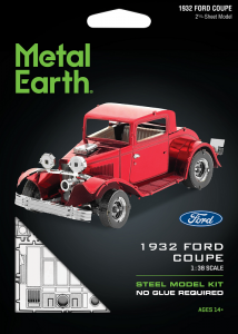 Metal Earth Ford 1932 Coupe
