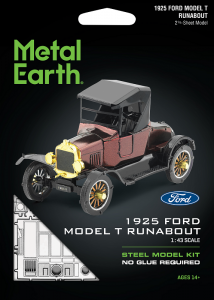 Metal Earth Ford 1925  Runabot