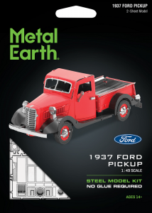 Metal Earth Ford 1937 Pickup