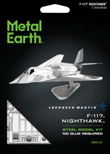 Metal Earth Lockheed F-117 Nighthawk  Bo mbowiec