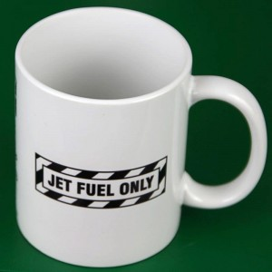 Kubek PLAR Jet Fuel Only