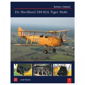 De Havilland DH-82A Tiger Moth - Jacek Mainka